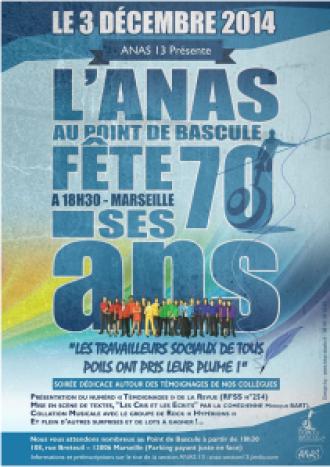anas 70ans Marseille