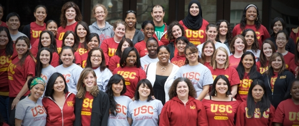 Criteria class photo USC Social Work